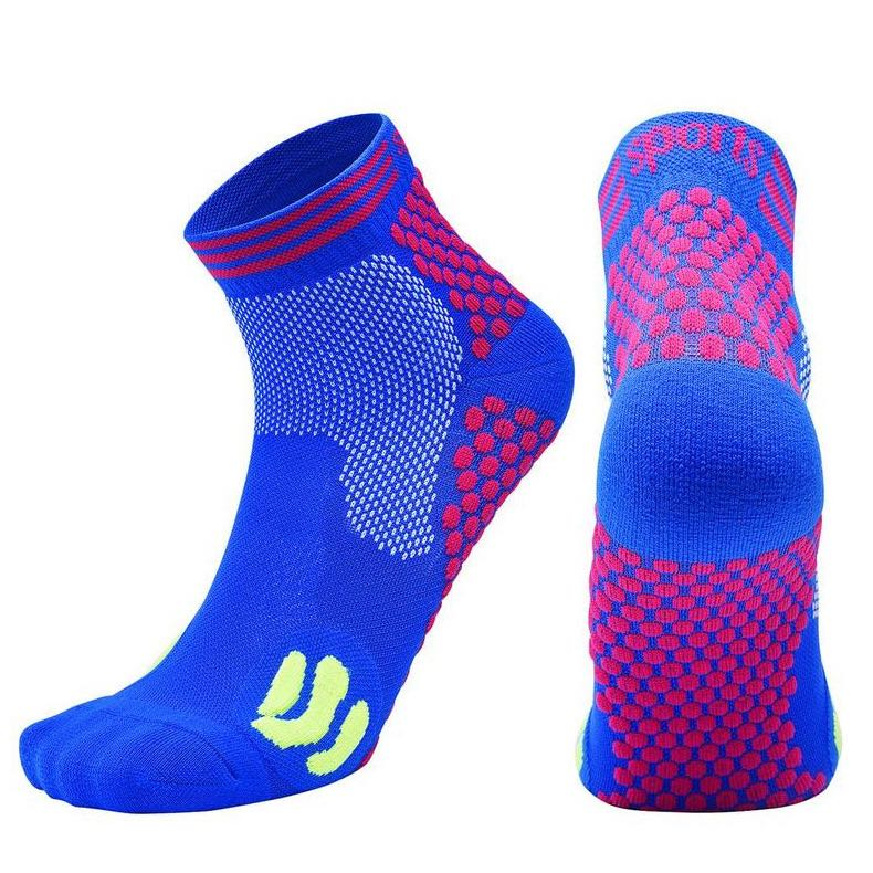 LADIES' COMPRESSION SOCKS - 3 LENGTHS (BLUE)